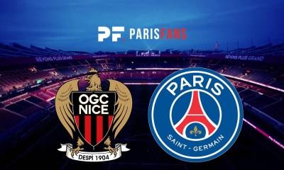 OGC Nice / Paris Saint-Germain - 10e journée de Ligue 1 Conforama