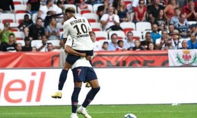 NicePSG - Les notes des Parisiens dans la presse Neymar homme du match, Kehrer n'a que 4 dans L'Equipe