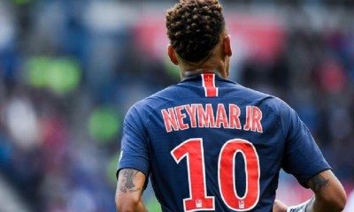 NicePSG - Neymar toute l'équipe a répondu présent...je suis très heureux