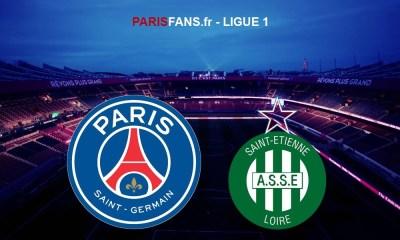 PSG/AS Saint-Etienne - Le groupe stéphanois : Cabella et Hamouma bien présents