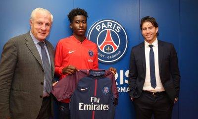 Pembélé et Kouassi convoqués en Equipe de France U17