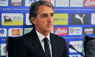 """Mancini: """"Verratti m'a dit qu'il allait mieux. Il sera prêt pour le prochain match"""""""