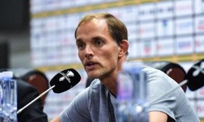Thomas Tuchel revient sur le premier match de Bernat et le retour de Verratti