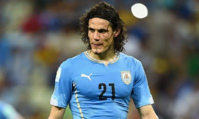 Japon/Uruguay - Edinson Cavani encore titulaire côté uruguayen