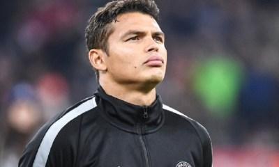 """PSG/Naples - La blessure de Thiago Silva est """"diplomatique"""", d'après des journalistes brésiliens"""