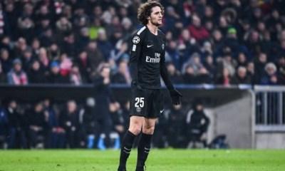 """PSG/Naples - Rabiot a joué """"malade"""" et va devoir passer des examens, annonce RMC"""