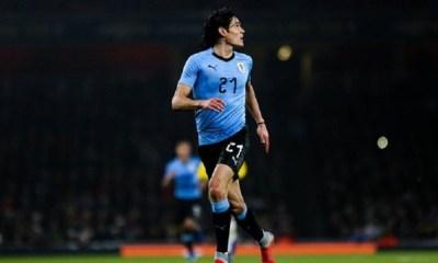 """Mercato - De Laurentiis """"Cavani ? Le PSG cède dans un prêt gratuit ou à un chiffre symbolique..."""""""