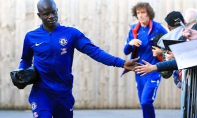 Mercato - Finalement, N'Golo Kanté a officiellement prolongé son contrat à Chelsea