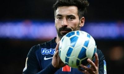 """Naples/PSG - Lavezzi """"à Paris de montrer qu'ils sont plus forts et d'aller chercher cette victoire"""""""