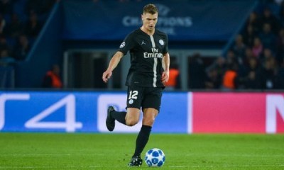 """Naples/PSG - Meunier """"On va vraiment voir si le PSG a la carrure d'un grand de Champions League."""""""