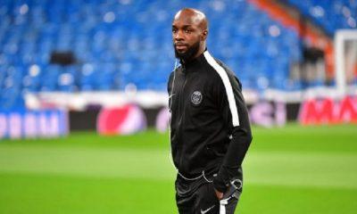 Lassana Diarra s'associe au Stade Français avec sa marque de boisson