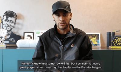 Lionel Messi et Cristiano Ronaldo, Neymar livre son ressenti