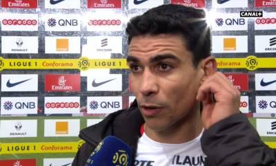"""PSG/Rennes - André: """"En première mi-temps, on les a bousculé. Il faut retenir les bonnes choses"""""""