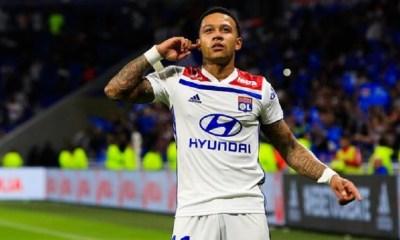 Blessure de Neymar, Memphis Depay affiche son soutien sur les réseaux sociaux