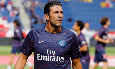 "Deschamps: ""Buffon donne une nouvelle dimension au PSG"""