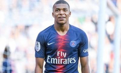 Kylian Mbappé est maintenant dans le top 20 de l'histoire du PSG