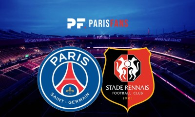PSG/Rennes - Suivez l'avant-match avec la préparation des joueurs à partir de 20h10