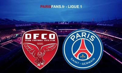 Ligue 1 - L'horaire du match Dijon/PSG comptant pour la 18e journée a été fixé