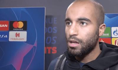Lucas Moura s'exprime sur son départ du PSG et sur le défi Tottenham
