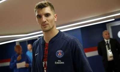 """Villefranche/PSG - Meunier: """"C'était un match compliqué. Cela forge le mental"""""""
