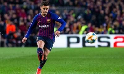 Mercato - Le Barça prêt à vendre Coutinho, le PSG cité par Marca parmi les destinations possibles