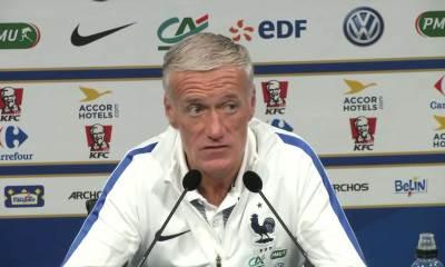 """LDC - Deschamps: """"Je souhaite au PSG tout le succès possible"""""""
