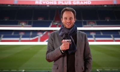 Exclu - Jonathan Johnson s'exprime sur PSG/Manchester United, Tuchel, Buffon et l'image de la Ligue 1 en Angleterre