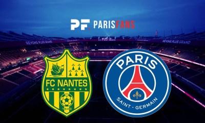 Ligue 1 - Le report du match Nantes/PSG fixé au 17 avril