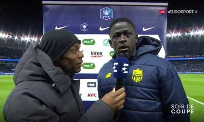 """PSG/Nantes - Touré: """"Je ne veux pas polémiquer, mais on n'a pas été aidé par l'arbitre"""""""