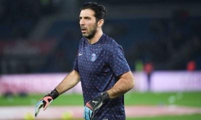 L'agent de Buffon discutera avec le PSG la semaine prochaine, une fin de carrière envisagée selon Sport Mediaset