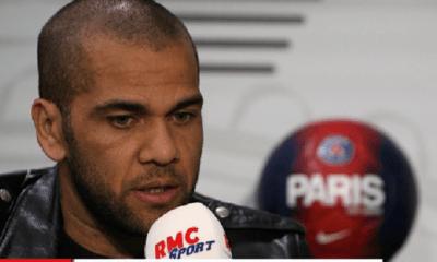 Dani Alves se confie sur la Ligue des Champions, sa saison, son poste et son avis sur Tuchel
