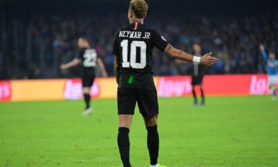 Neymar réagit à sa suspension de 3 matchs en Ligue des Champions