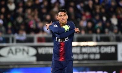 Thiago Silva a égalé le record de nombre de victoires pour un joueur du PSG