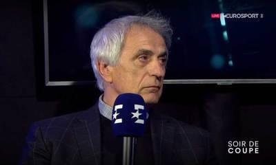 """PSG/Nantes - Halilhodzic """"le PSG a fait un match très correct mais je ne pense pas qu'ils aient besoin d'un arbitrage comme ça"""""""