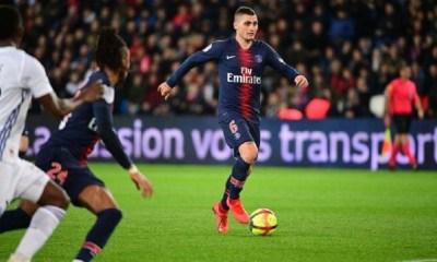 """Angers/PSG - Verratti """"On a beaucoup parlé entre nous... Il fallait changer les choses pour nous et pour tous ceux qui aiment le club"""""""