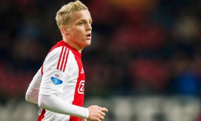Mercato - Présentation de Van de Beek, grand talent et travailleur de l'Ajax dans le viseur du PSG