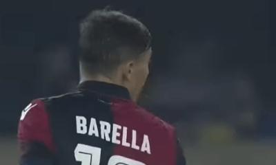 Mercato - Le PSG et la Juventus espèrent dépasser l'Inter Milan pour Barella, selon La Nuova Sardegna