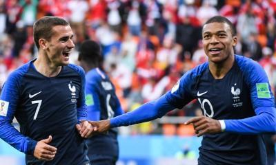 """Di Meco: """"C'est agréable de voir des joueurs comme Mbappé et Griezmann vouloir disputer ces Jeux Olympiques"""""""