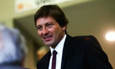 Le PSG calme la rumeur du retour de Leonardo