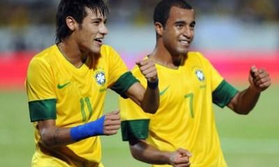"""Lucas """"Même si tout le monde dit du mal de lui, Neymar s'en fiche"""""""