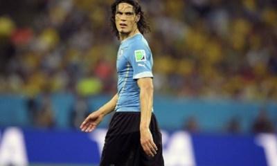 Uruguay/Equateur - Les équipes officielles : Cavani titulaire