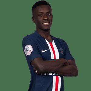 Idrissa Gueye milieu de terrain PSG (Paris Saint-Germain)