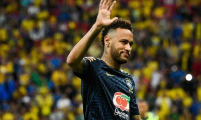Band TV annonce que l'interview de Neymar a été volée