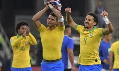 Copa America : Marquinhos et Silva sacrés, Dani Alves meilleur joueur
