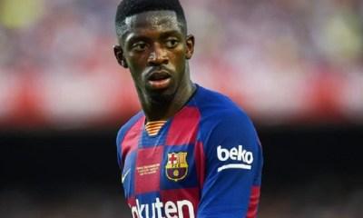 """Mercato - Dembélé """"Il n'y aucune chance qu'il parte"""", précise son agent"""