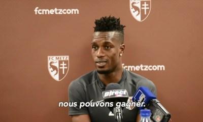 """Metz/PSG - Boye: """"C'est une grande équipe, mais dans le football, tout peut arriver"""""""