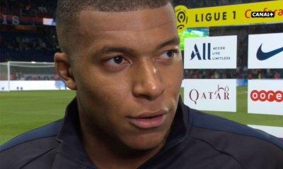 PSG/Nîmes - Mbappé évoque la victoire, le travail et Neymar