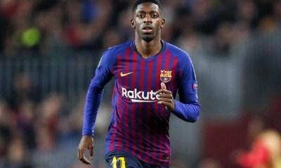 Mercato - L'agent de Dembélé a rappelé qu'il ne veut pas quitter le Barça auprès de L'Equipe