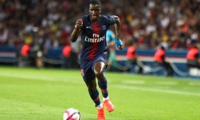 Mercato - Nice avance pour le recrutement de Nsoki, qui pense à la Bundesliga, selon Le Parisien