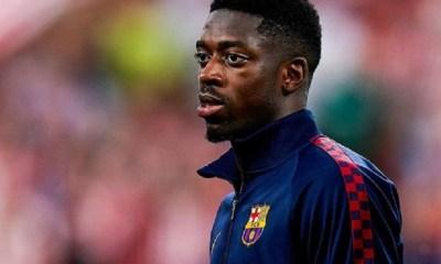 """Mercato - L'agent de Dembélé se répète """"Ousmane va rester et va réussir à Barcelone."""""""
